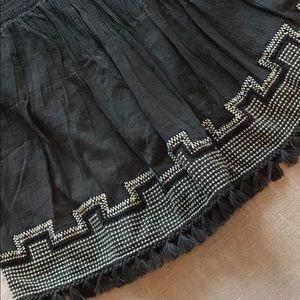 J. Crew Boho Skirt